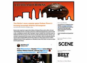 clevelandfrowns.com