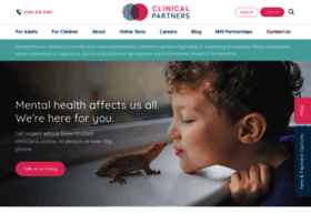 clinical-partners.co.uk