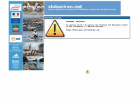 clubaviron.net
