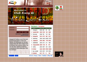 clubxiangqi.com