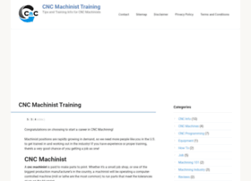 cncmachinisttraining.com