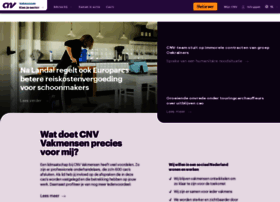 cnvvakmensen.nl