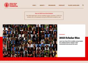 coca-colascholarsfoundation.org