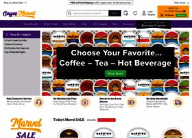 coffeemarvel.com