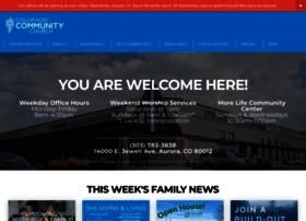coloradocommunity.org