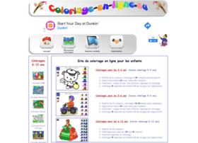 Coloriage en coloriage en ligne coloriage en ligne - Teletoonplus gratuit ...