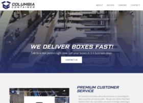 columbiacontainer.net