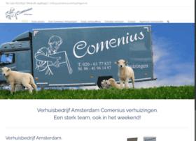 comeniusverhuizingen.nl