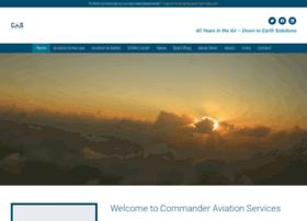 commanderaviationservices.com