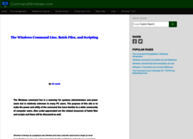 commandwindows.com