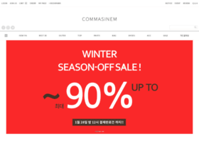 commasinem.com