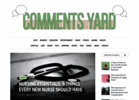 commentsyard.com