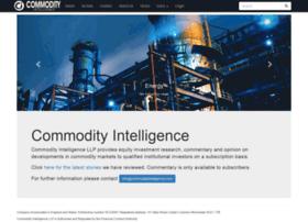commodityintelligence.com
