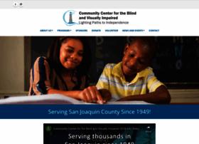 communitycenterfortheblind.org