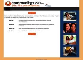 communitypanel.com