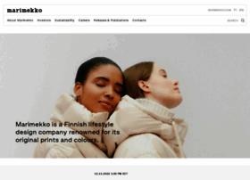 company.marimekko.com