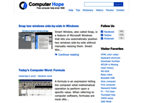 computerhope.com