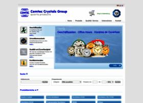 comtec-crystals.com