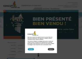 conceptimmobilier.fr