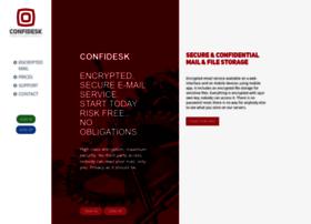 confidesk.com