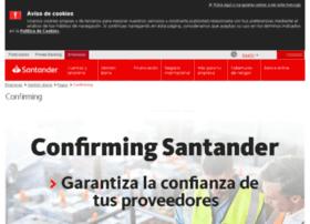 confirming.es
