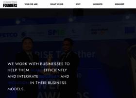 connectingfounders.com