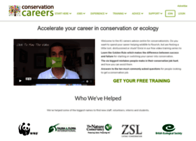 conservation-careers.com