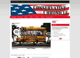 conservativechronicle.com