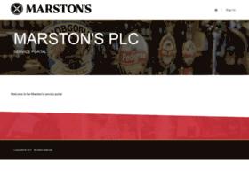 contractorportal.marstons.co.uk