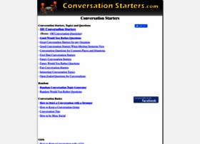 conversationstarters.com