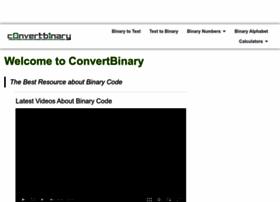 convertbinary.com
