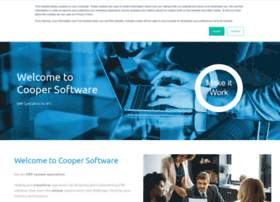 coopersoftware.co.uk