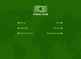 coral-club.com