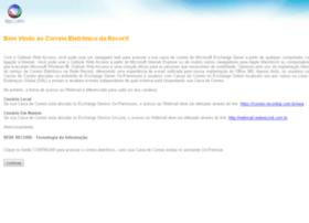 correio.recordsp.com.br