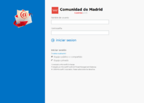correoweb.madrid.org