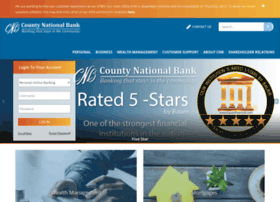 countynationalbank.com