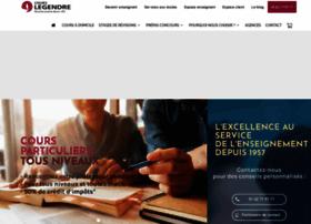 cours-legendre.fr