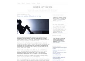 coverlaydown.com