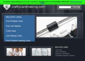 craftycardmaking.com