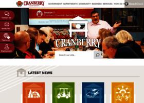 cranberrytownship.org