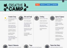 creativecamps.co.uk