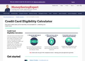 creditcards.moneysavingexpert.com