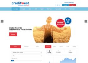 creditwestbank.com
