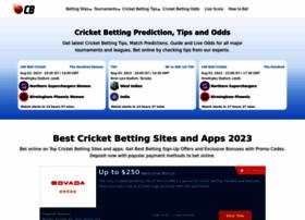 cricketbetting.net