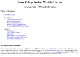crux.baker.edu