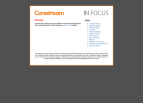 cs-infocus.carestreamhealth.com