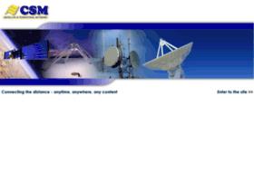 csmcom.com