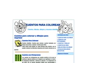 cuentosparacolorear.com