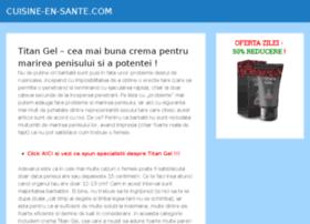 cuisine-en-sante.com