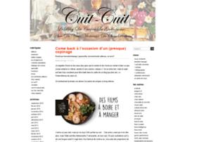 cuit-cuit.fr